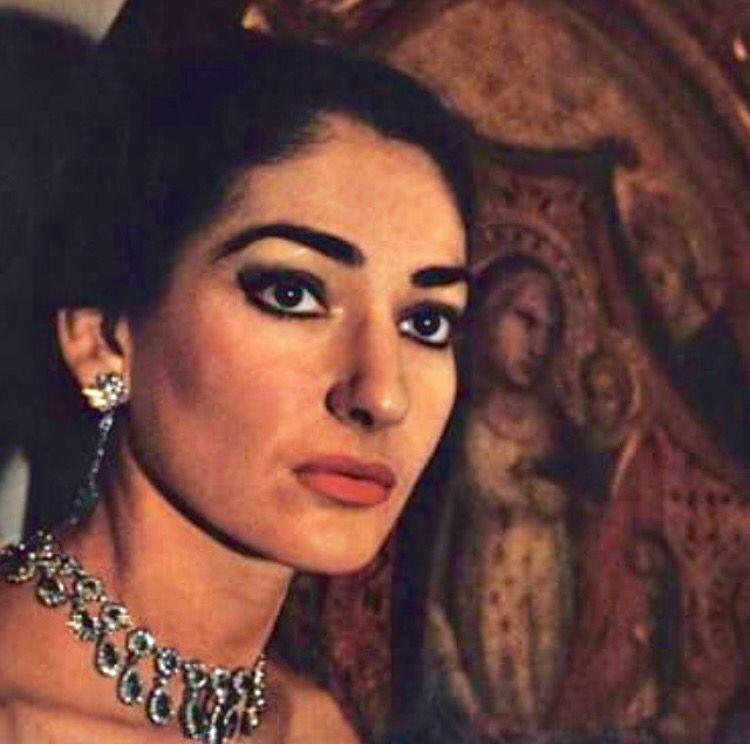 The Ultimate Greek beauty Maria Callas