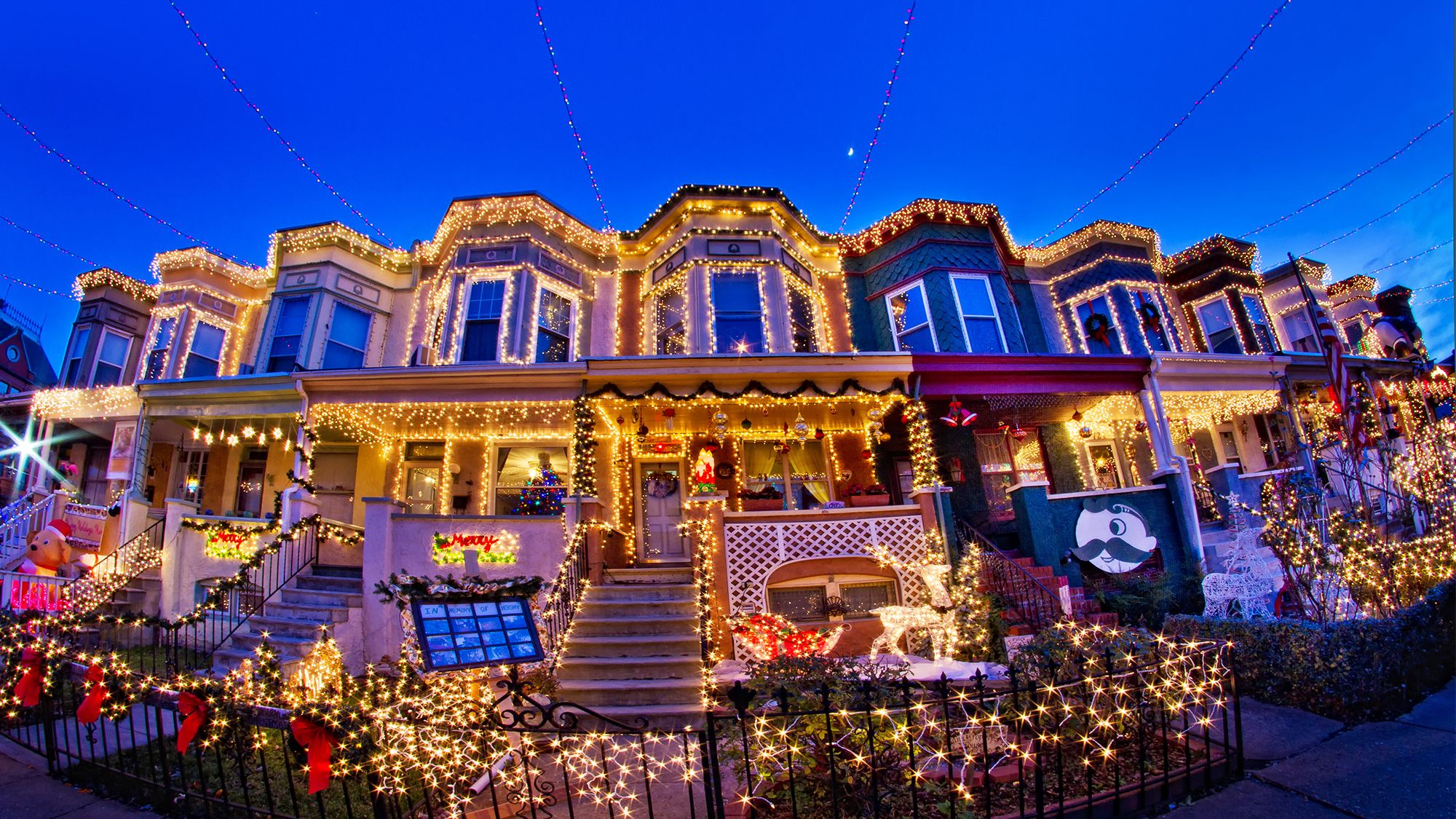 6 Neighborhoods With The Wildest Holiday Decorations Best Christmas Light Displays Best Christmas Lights Christmas Light Displays