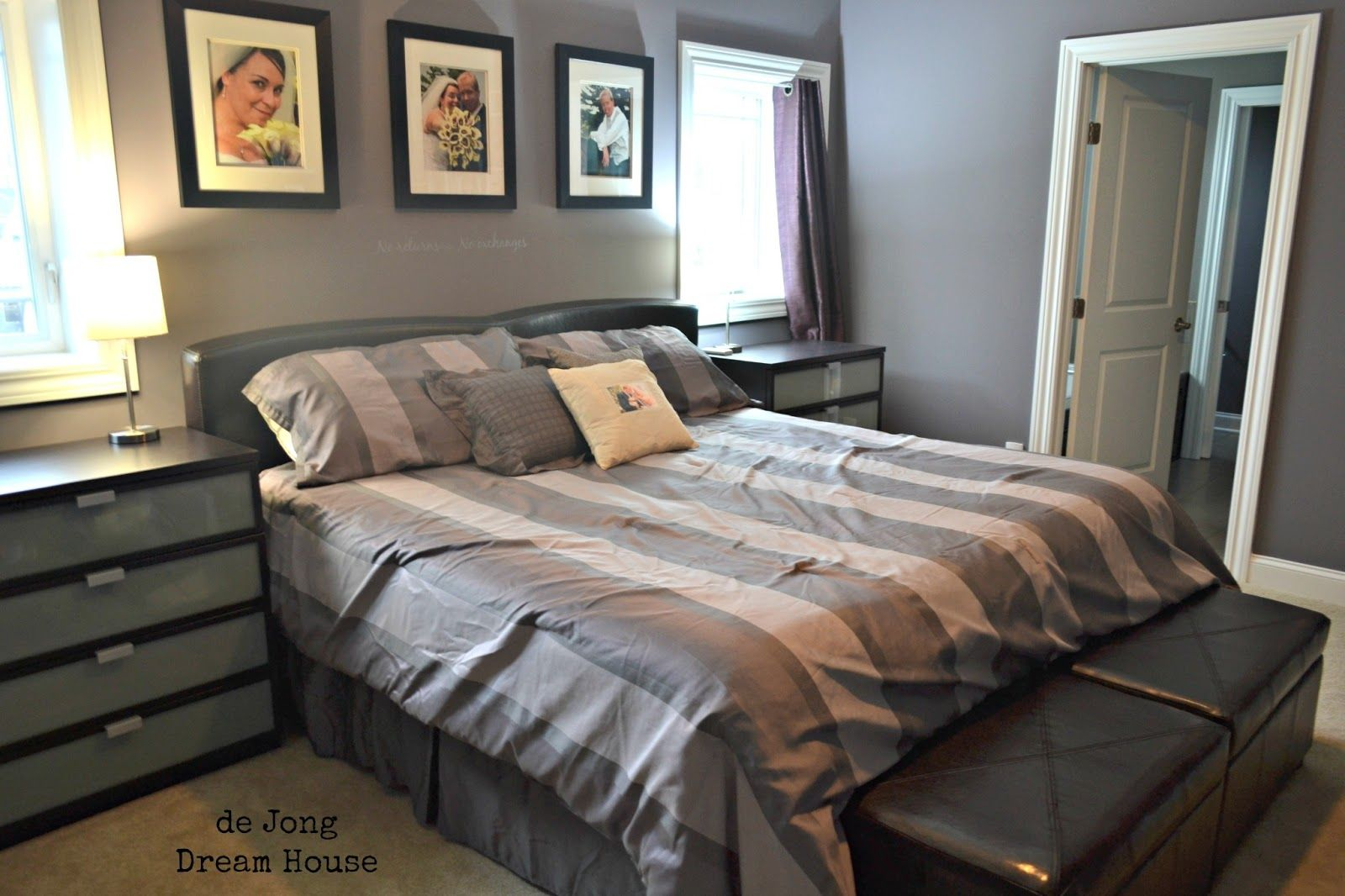 Masters Bedroom Reveal By De Jong Dream House