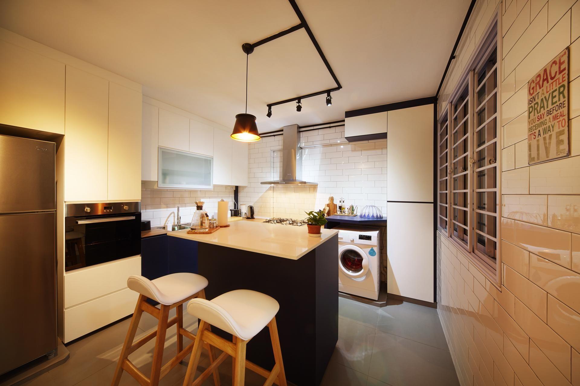 Interior designer wee studio location tampines hdb cost of renovation - Tampines Qanvast Home Design Renovation Remodelling Furnishing Ideas