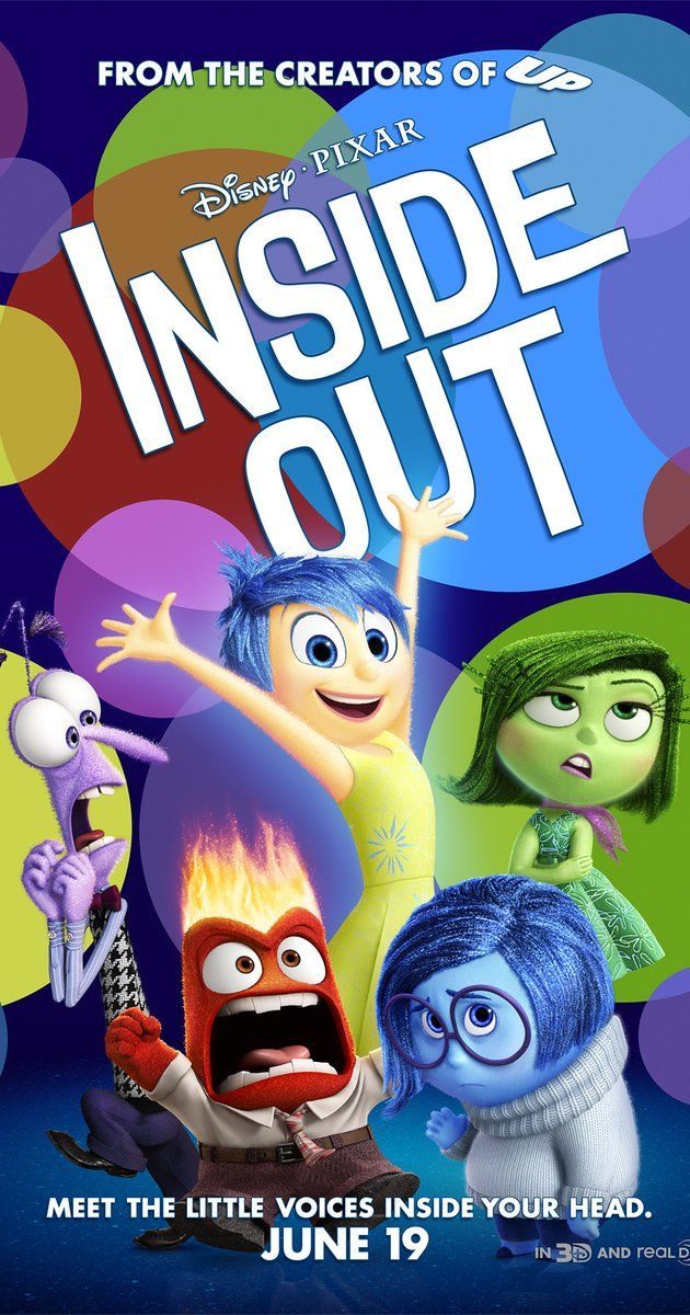 Directed By Pete Docter Ronnie Del Carmen With Amy Poehler Bill