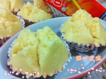 【橙汁發糕】食譜及做法介紹 - COOK1COOK 煮一煮食譜網