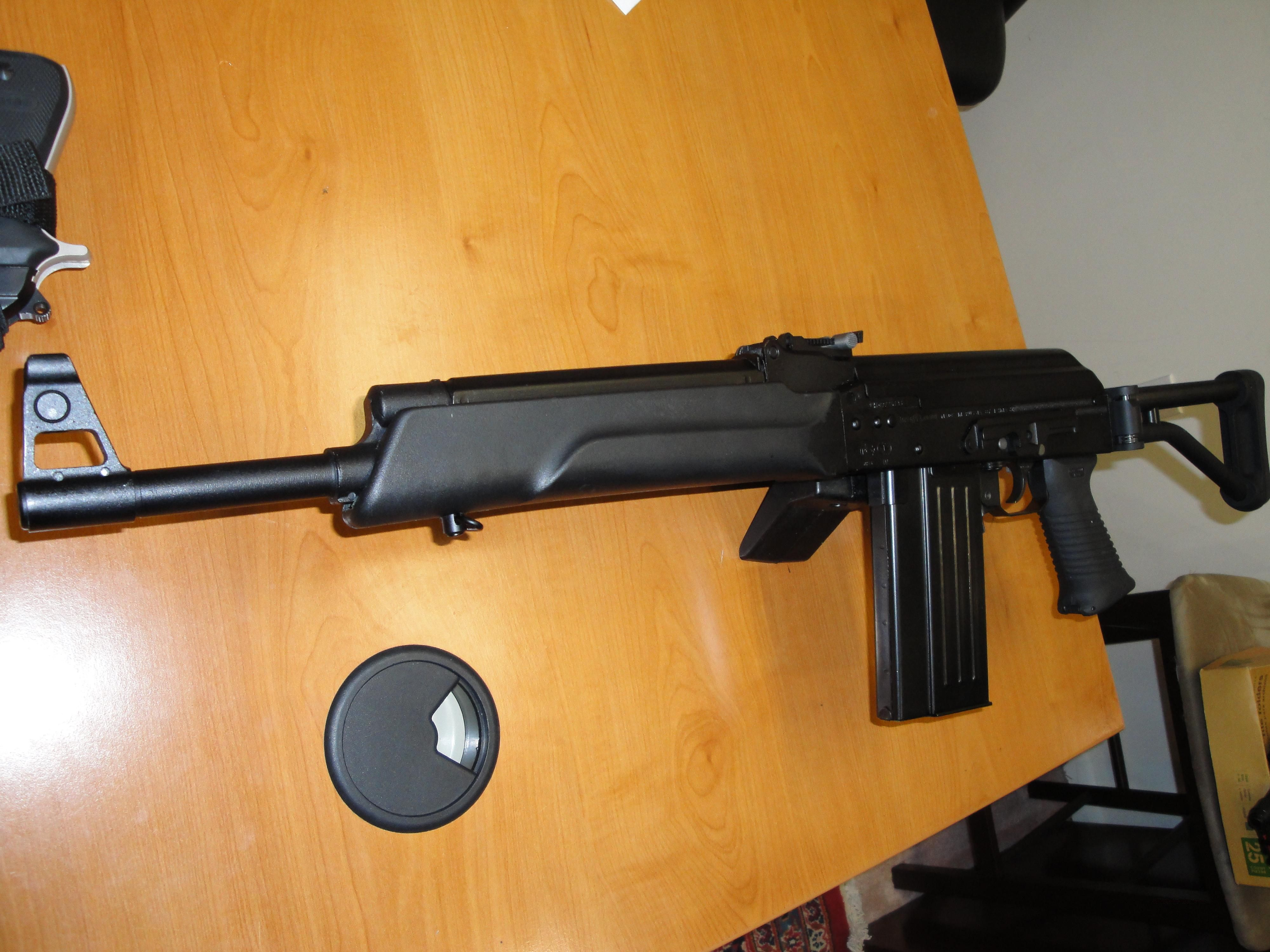 Pin by RAE Industries on saiga 12   Guns, Mint, Barrel