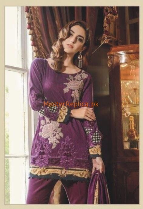 6919fecdb0 Check Out Maria B. Luxury Khaddar Winter Collection Replica at Master  Replica Pakistan Call/WhatsApp: +923322622227 #pakiclothing  #pakistanidesignerwear ...