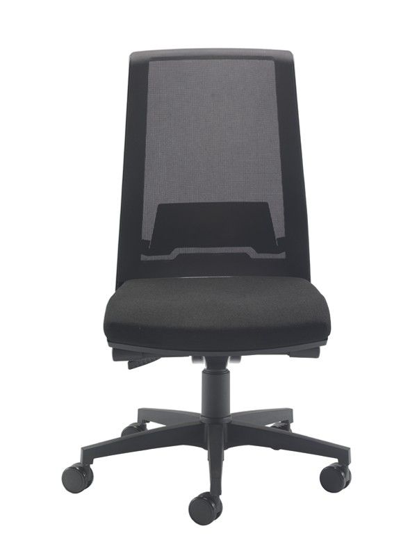 Viktor Mesh Back Chair With Swivel Base Operator Chairs