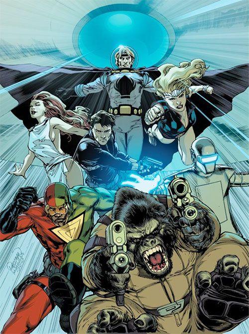 Marvel Comics IRONMAN  Original Art Print signed by artist Scott Harben