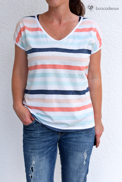Photo of Striped shirt (RUMS # 35)