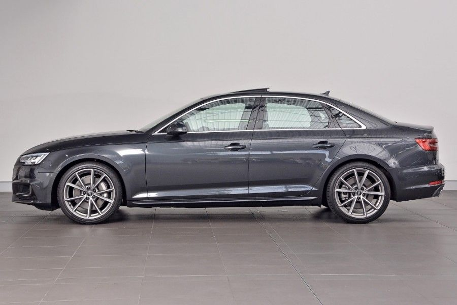 Audi A4 Manhattan Grey Metallic Audi Audi A4 Small Luxury Cars