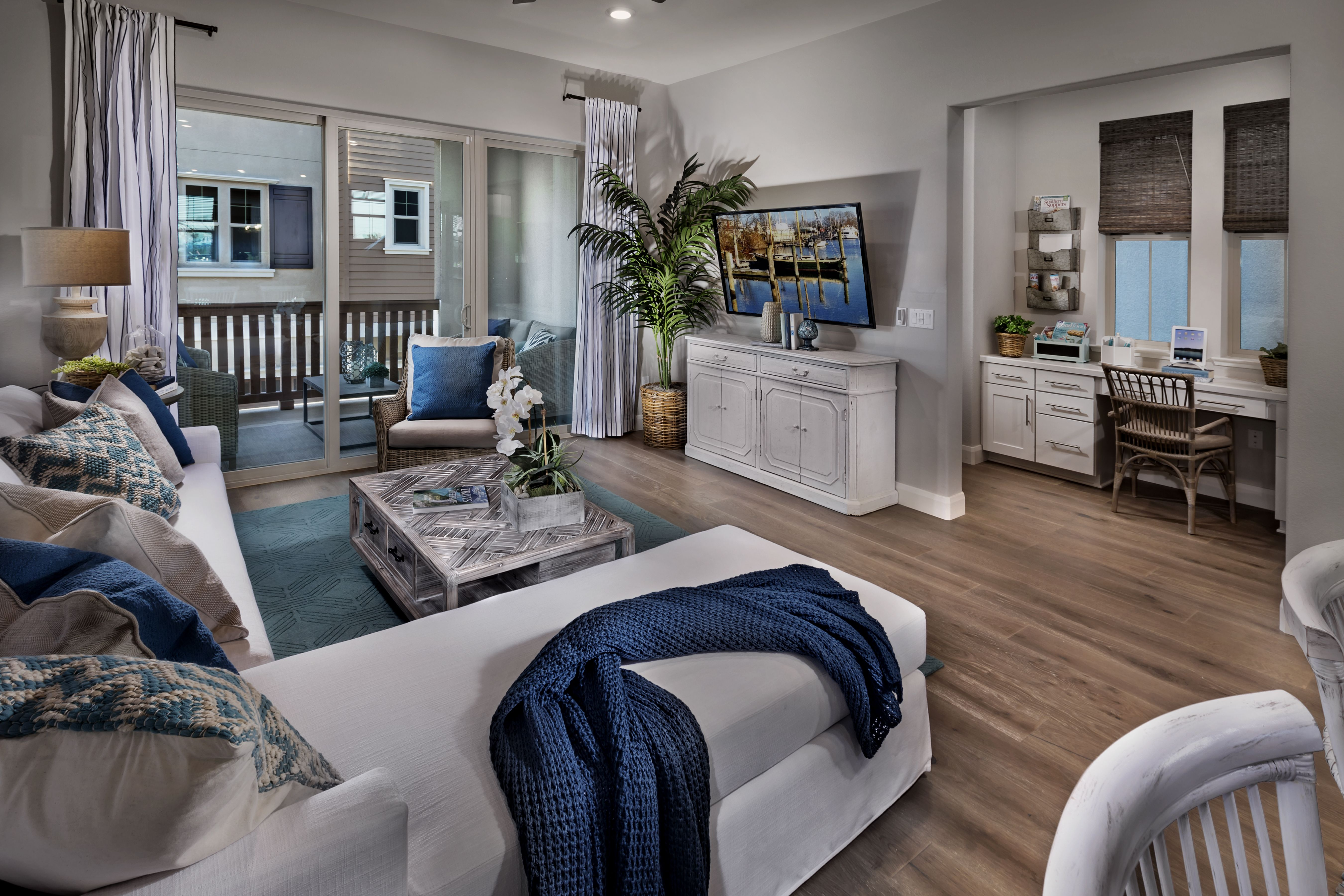 Waterstone in Milpitas By Lennar Bay Area Residence 20 Livingroom ...