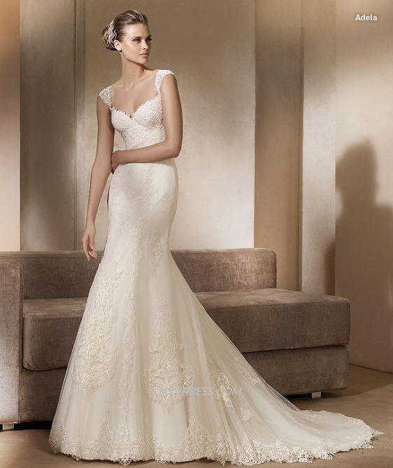 Pronovias Adela Bridal Gown (2011)