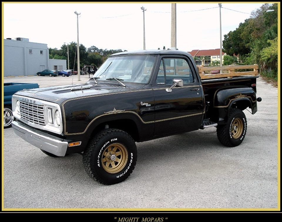 Dodge stepside pickup Classic Trucks Pinterest Dodge