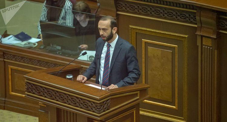 Ararat Mirzoyan Parlament Sədri Secildi Novator Az Scenes Talk Show Talk