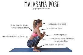 Resultado de imagen de malasana yoga
