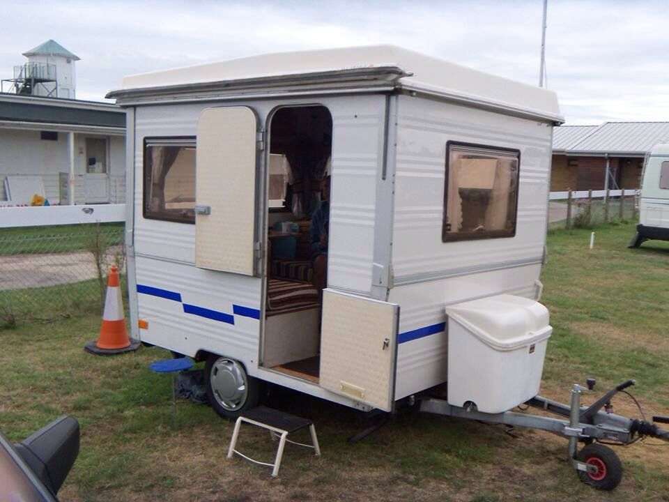 Casita Folding Caravan Homemade Camper Build A Camper