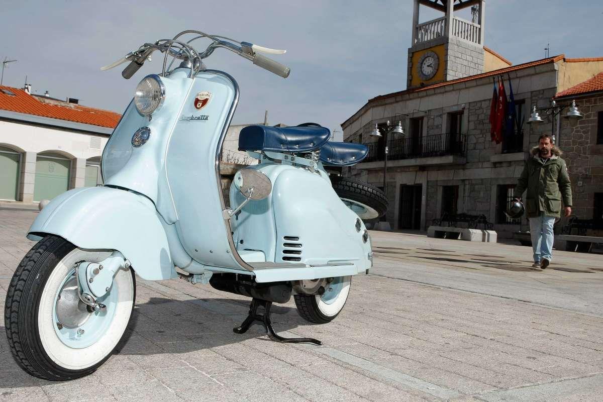 lambretta ld 1954 buscar con google lambretta pinterest scooters. Black Bedroom Furniture Sets. Home Design Ideas