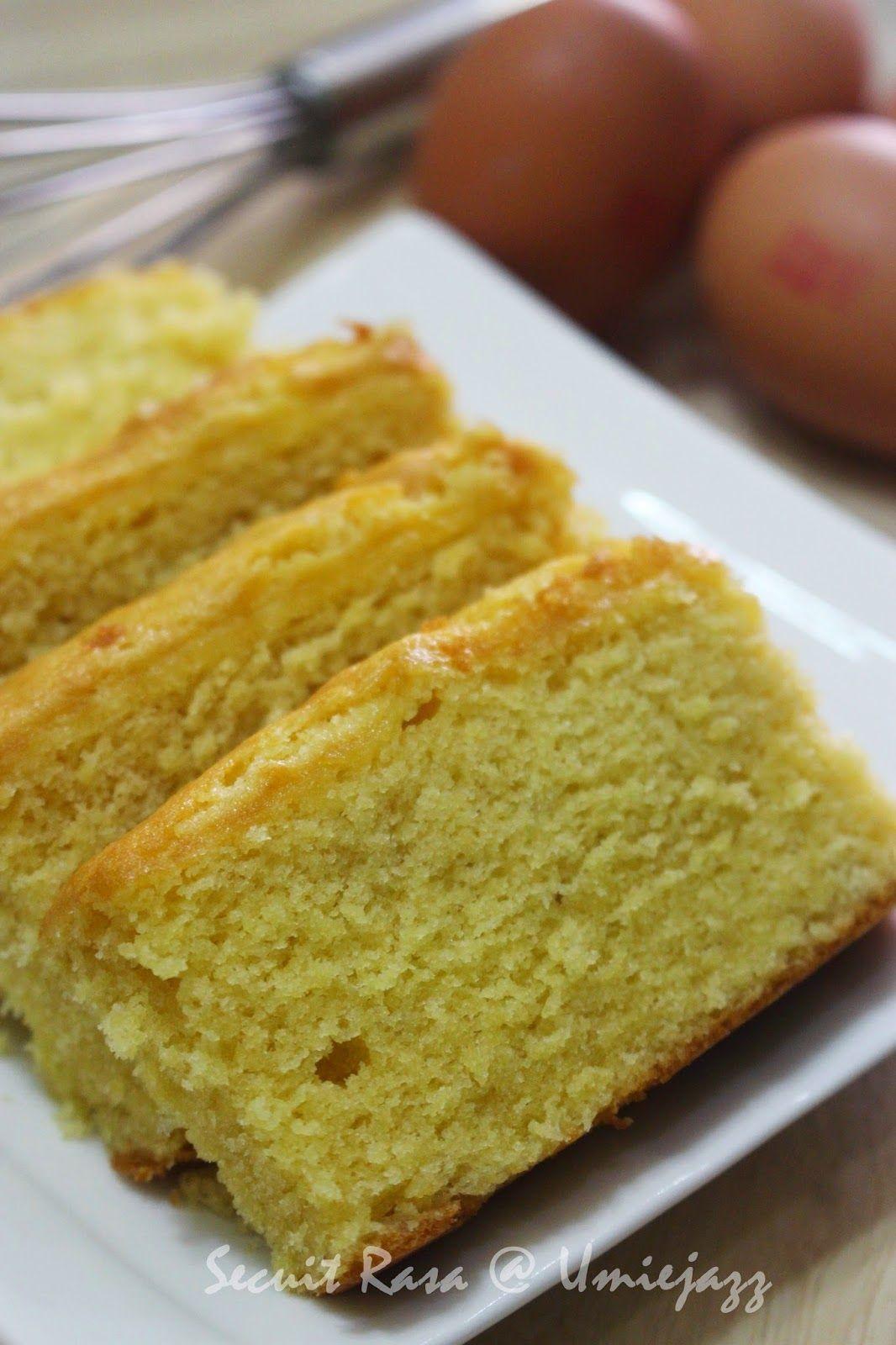 Secuit Rasa: BUTTER CAKE SEDAP.... BETUL KATA K.JEE