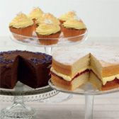Gluten- and dairy-free cakes from Bea Harling