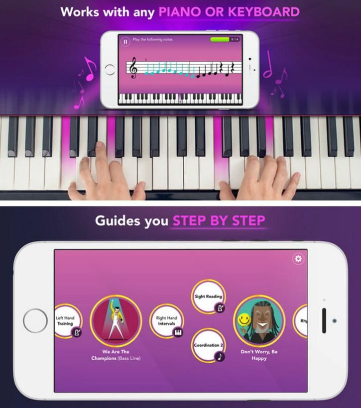 5 can'tmiss apps Simply Piano, Skype, Threads and more