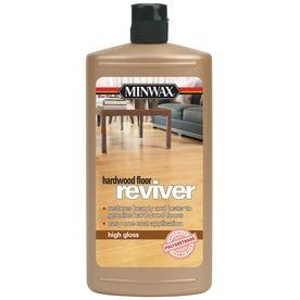 Minwax Hardwood Floor Reviver High Gloss Water Based