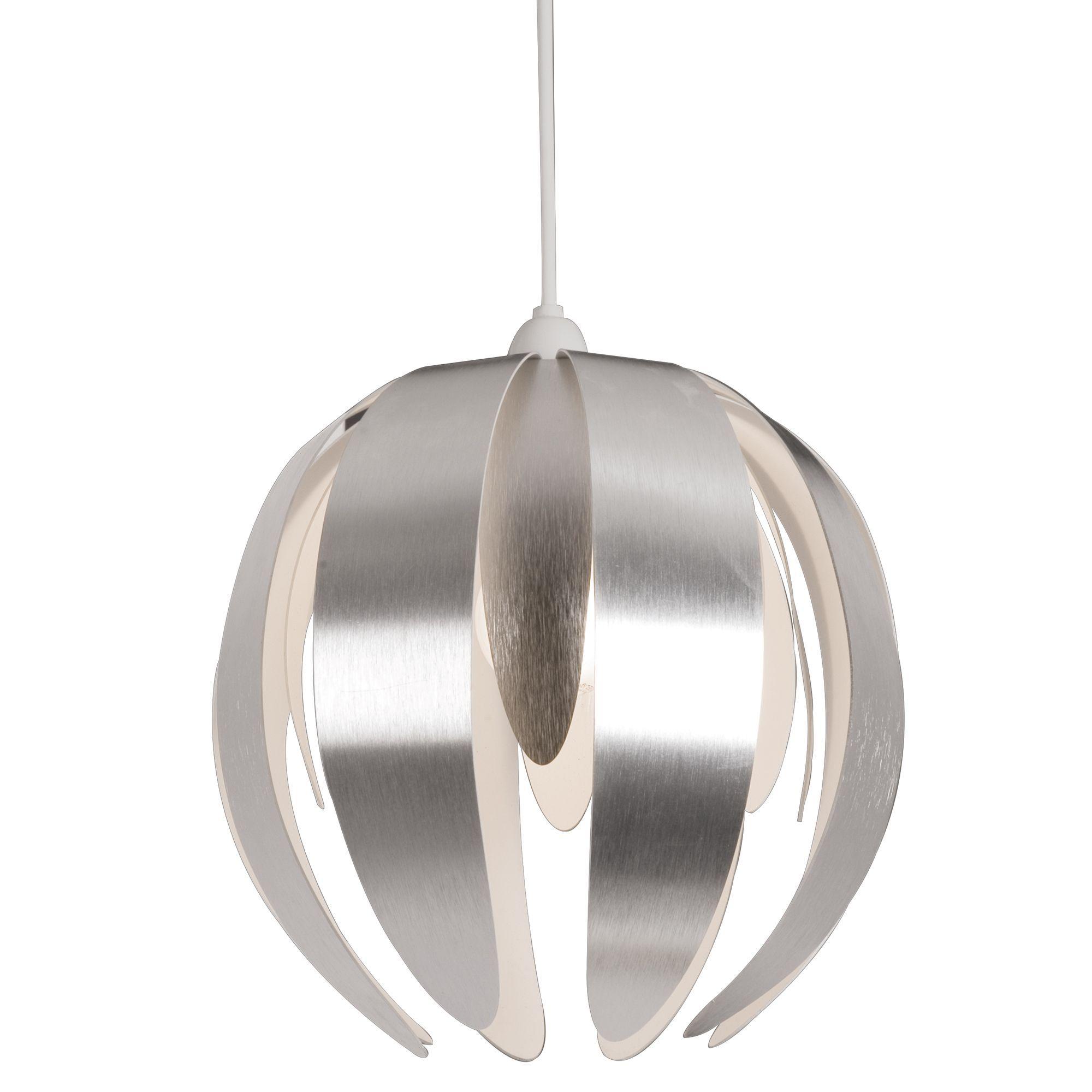 Canna Aluminium Petal Light Shade (D)270mm