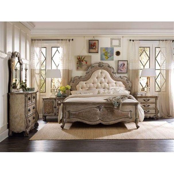 Chatelet Panel Configurable Bedroom Set in 2018 bedroom sets