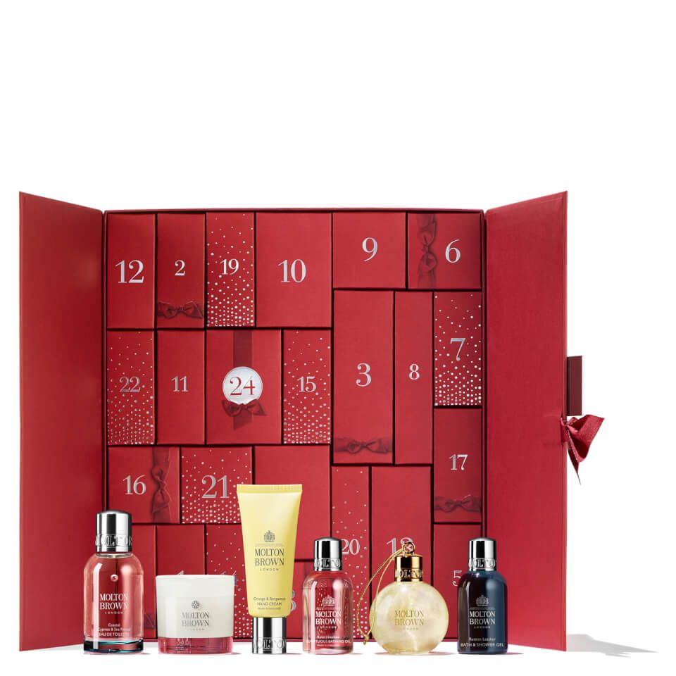 Molton Brown Opulent Infusions Advent Calendar Beauty Advent