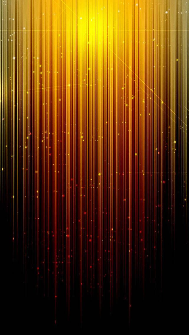 IPhone 5s Gold Wallpaper