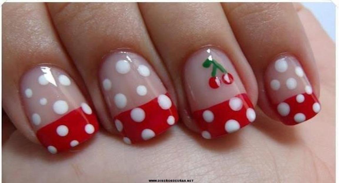 Diseños fáciles para que decores tus uñas | Decoracion facil de uñas ...