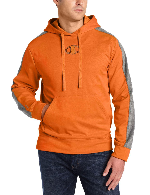 Champion Men's Powertrain Tech Fleece Pullover