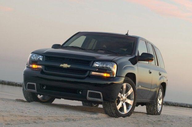 Gm Recalls 194 000 Suvs Including Chevrolet Trailblazer And Gmc Envoy Automotive News