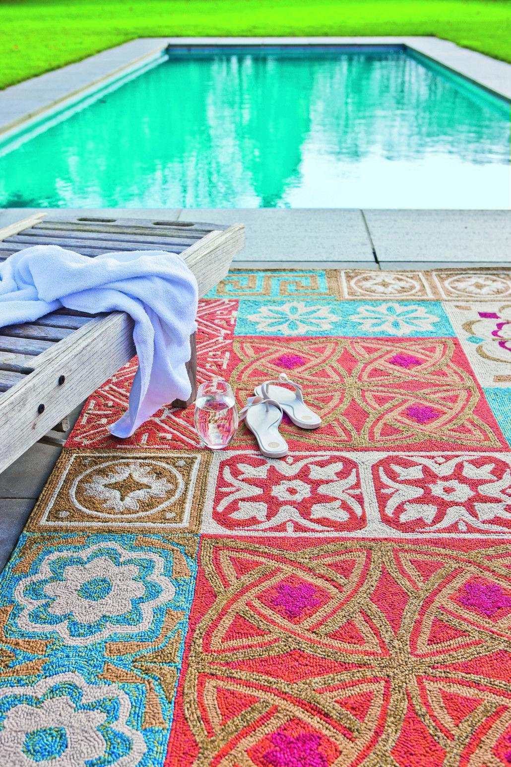les motifs carreaux de ciment font leur grand retour sols pinterest ciment carrelage de. Black Bedroom Furniture Sets. Home Design Ideas