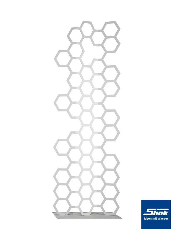 Combination Design Spalier Sichtschutz Rankgitter Aus Metall Mittel