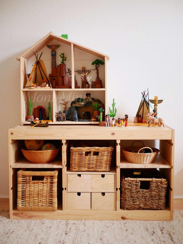 Michels Kinderzimmer mit 3,5 Jahren – Montessori Blog & Shop – MontiMinis