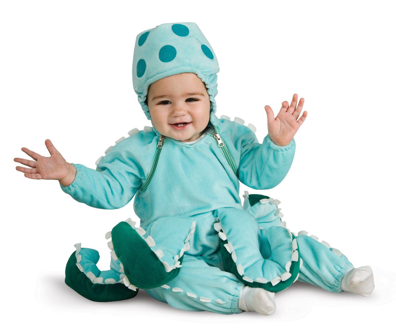 Octopus Infant / Toddler Costume | Toddler costumes, Costumes and ...