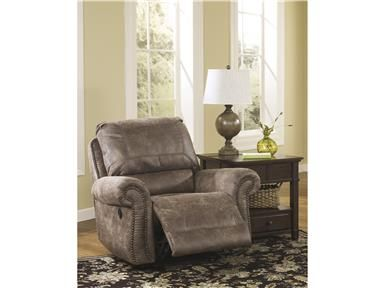 Get Your Oberson   Gunsmoke   Swivel Glider Recliner At Sleep Shoppe And  Furniture Gallery, Hutchinson KS Furniture Store.