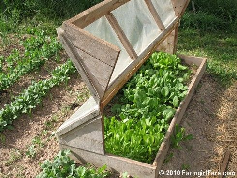 Do It Yourself Kitchen Garden Inspiration Build An Amish 400 x 300