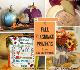 Family Home and Life: 10 Fall Decor Ideas