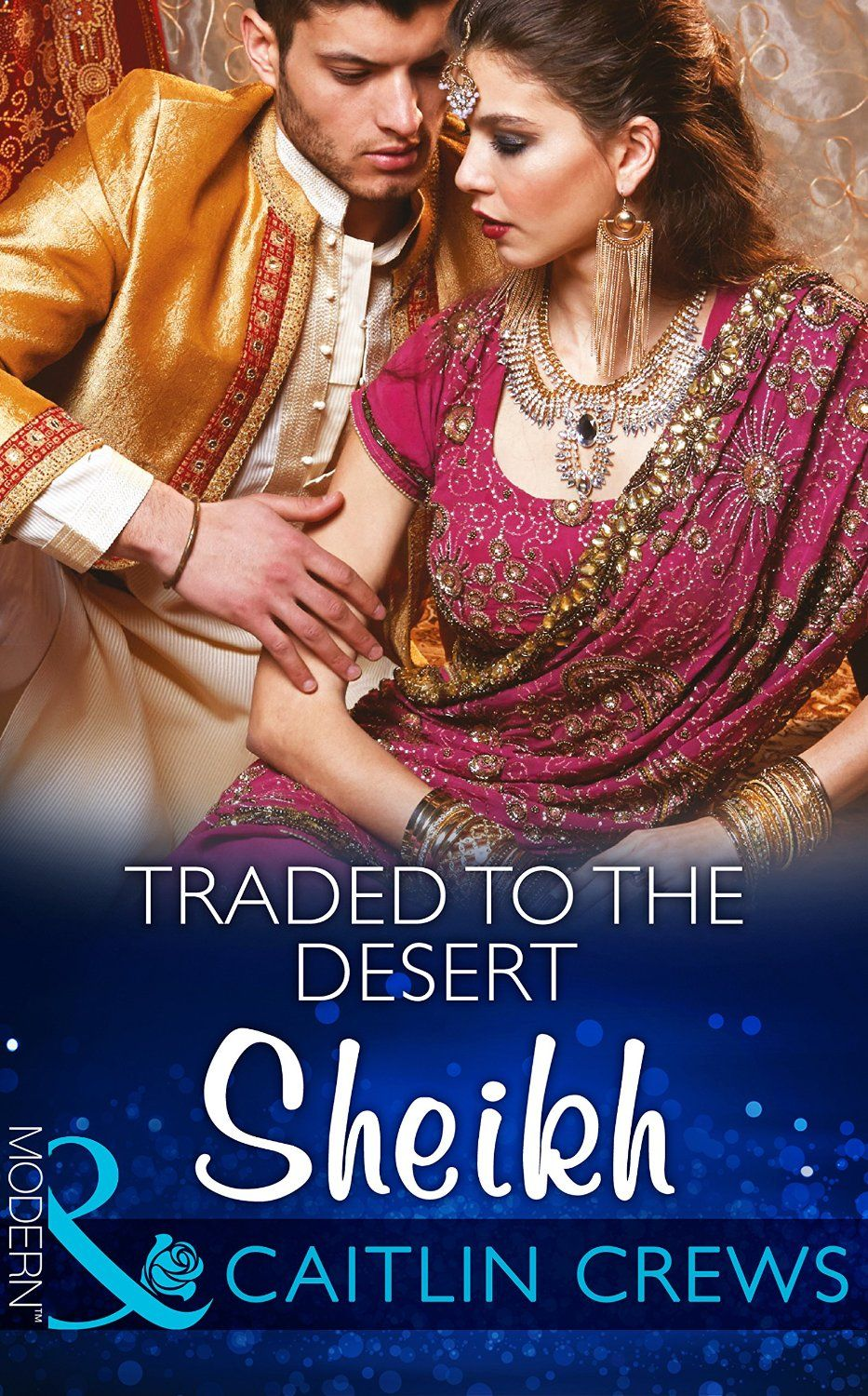Caitlin Crews - Traded to the Desert Sheikh