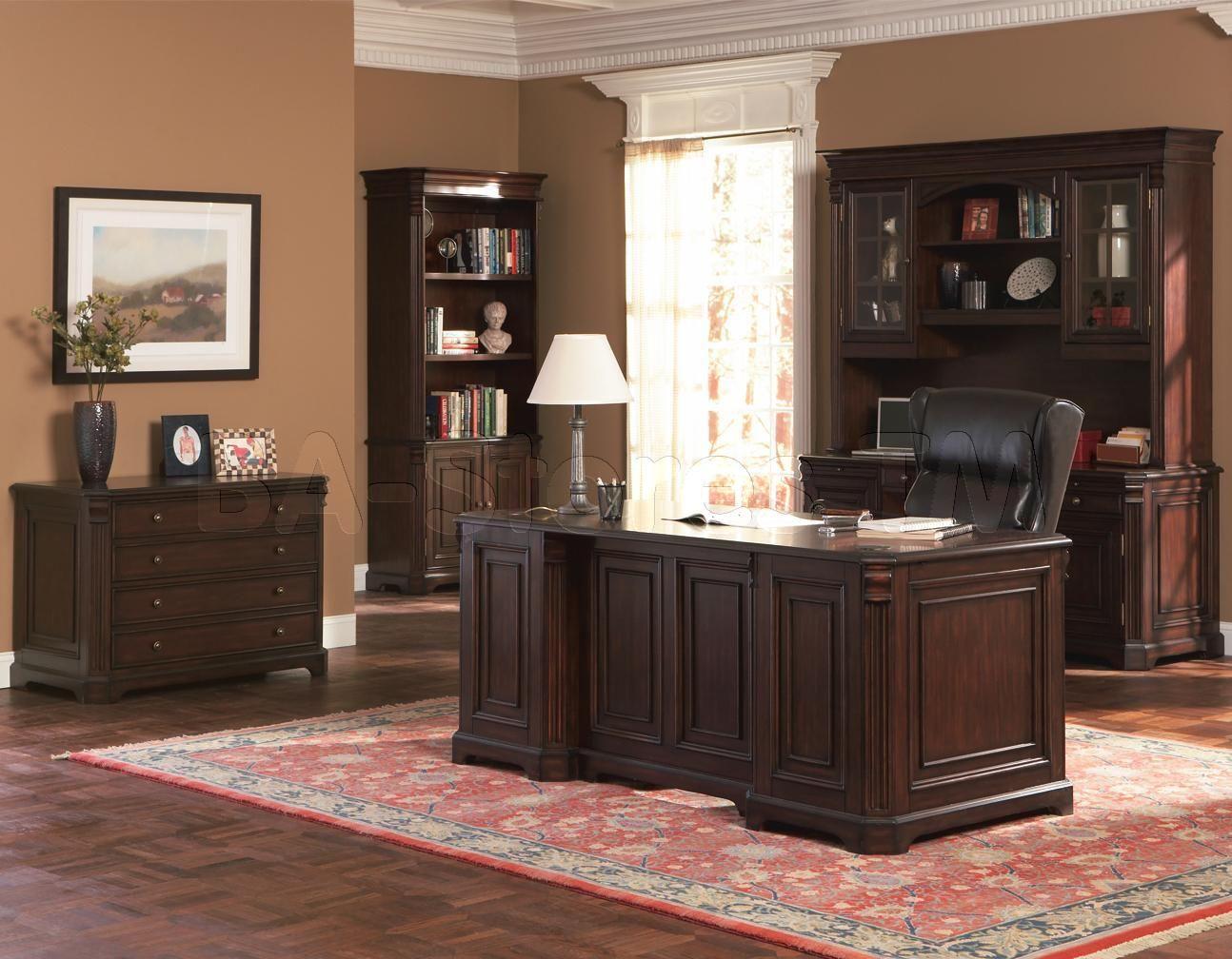 5 PC Home Office Executive Set  Desk  Computer Desk with Hutch  File Cabinet. 5 PC Home Office Executive Set  Desk  Computer Desk with Hutch