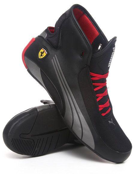 reputable site 97b94 0383b 120.00 The Alekto Mid SF Ferrari Sneakers by Puma