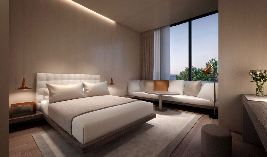 Interior - Hotel Viu in Milan, Italy | Rooms | Pinterest | Interiors ...