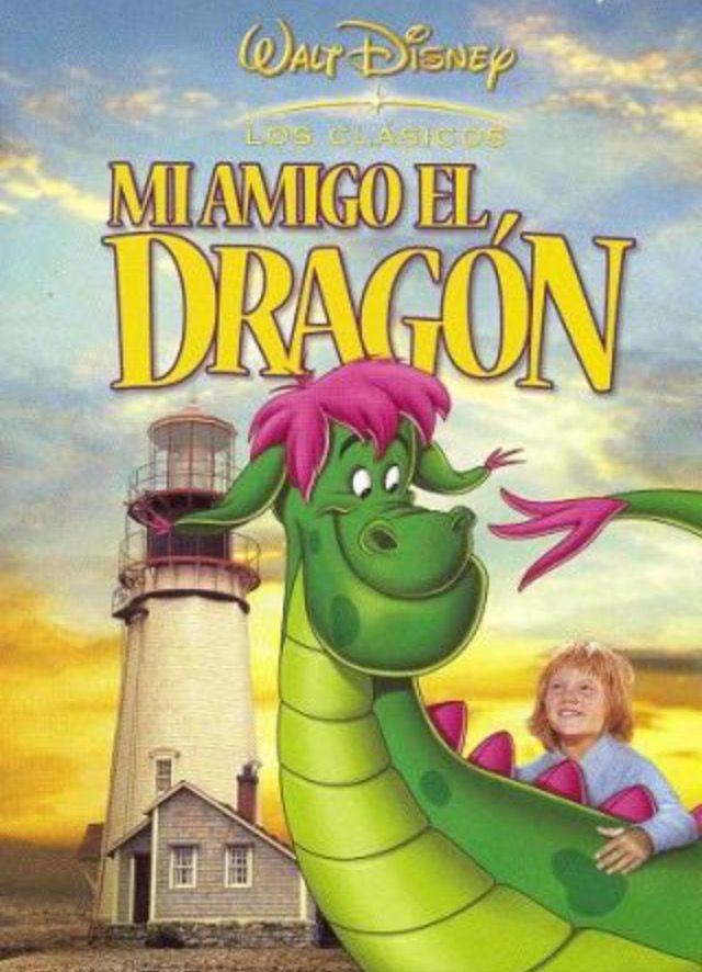 Mi Amigo El Dragon Peter Y El Dragon Dragon Pelicula Peliculas Audio Latino Online