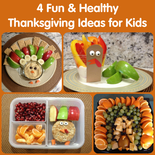 Fun Healthy Thanksgiving Treats For Kids Thanksgiving Snacks