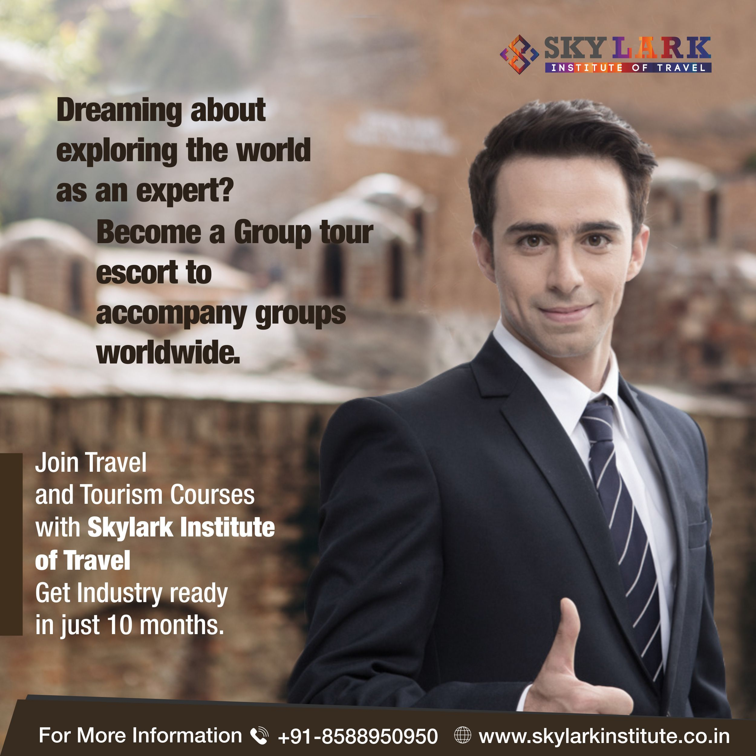 Dreaming About Exploring The World As An Expert In 2020 Travel And Tourism Tourism Group Tours