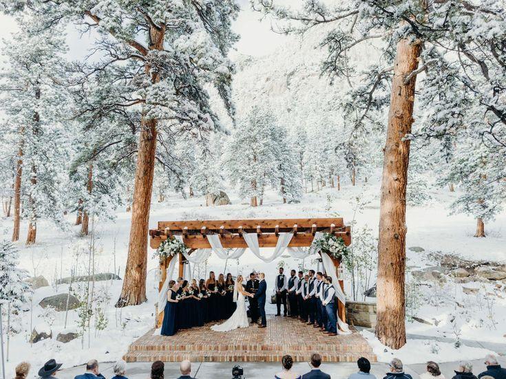 The Most Breathtaking Wedding Venues in Colorado | Winter ...