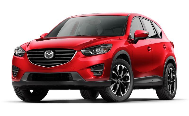 2016- Mazda -CX-5