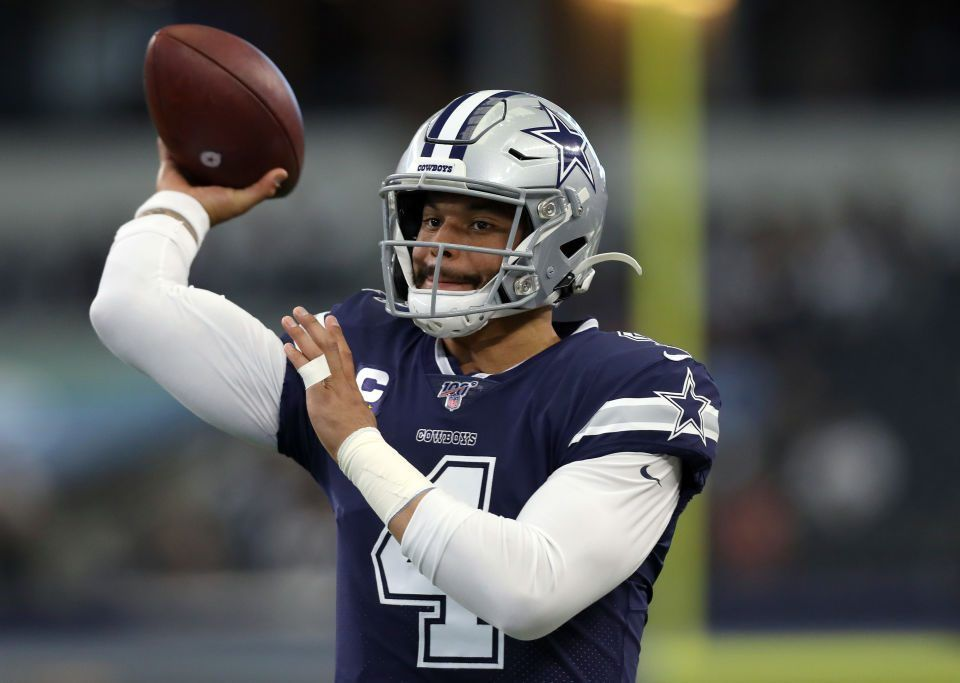 Stephen Jones Cowboys Will Have Whole Playbook Despite Dak Prescott S Injury National Football League News With Images Nfl News National Football League National Football