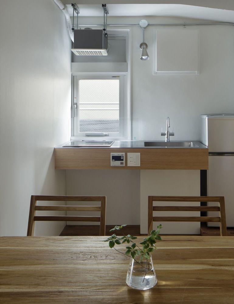 Aparthoteles en Otuka,© Satoshi Shigeta