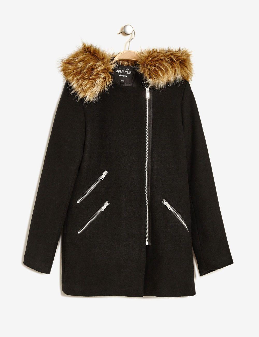 Manteau hiver femme jennyfer