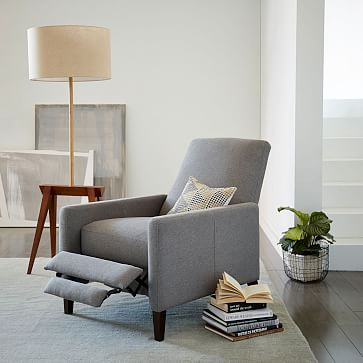 Sedgwick Recliner In 2019 Mgf Interiors Lm Project Lutz Fl Modern Recliner Modern Recliner Chairs Living Room Chairs